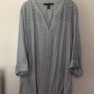 Ladies long sleeve blouse